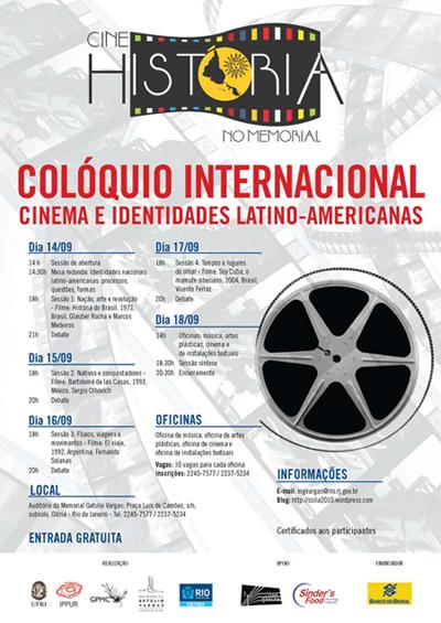 Cinema e Identidades Latino-Americanas